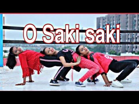 O SAKI SAKI Batla House:   Nora Fatehi, dance Tanishk B, Neha Kakkar street dance films