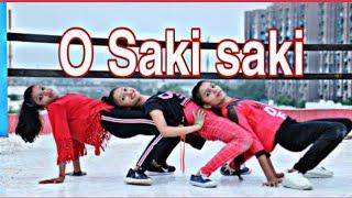 O SAKI SAKI Batla House: | Nora Fatehi, dance Tanishk B, Neha Kakkar street dance films