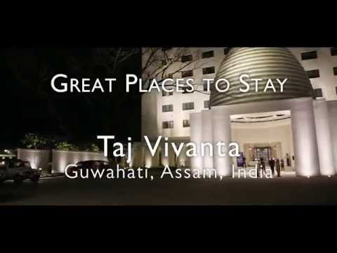 Hotel Review: Vivanta by Taj - Guwahati, Assam, India