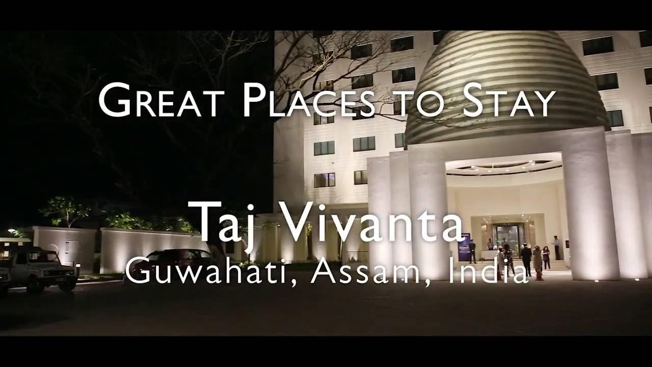 Hotel Review Vivanta By Taj Guwahati Assam India Youtube