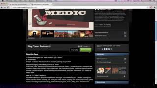 How to Download Team Fortress 2 For Free!