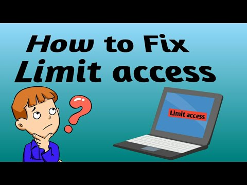 How To Fix Limited Access Wifi Window 7,8 & 10 || Fix Wifi Connection Problems, Windows 8.1