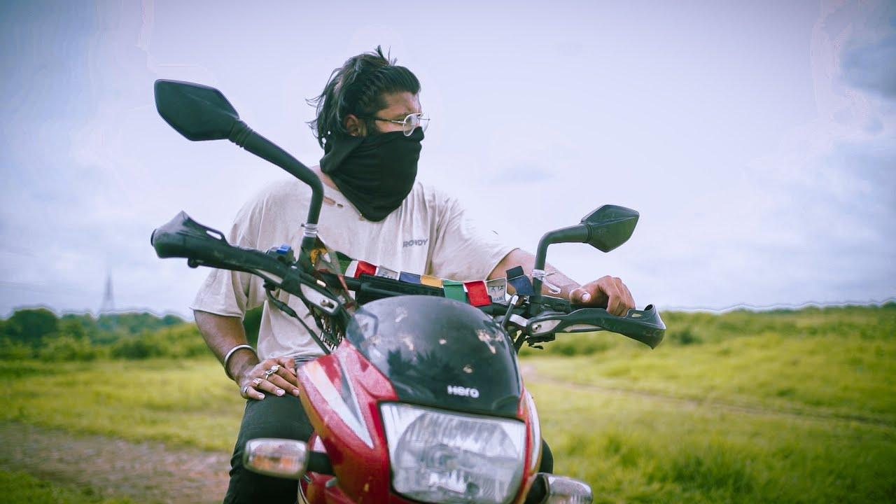 A solo ride from Agartala to Leh Ladakh & Spiti Valley on a Hero Super Splendor🔥