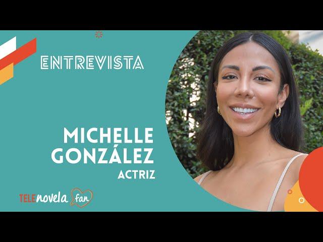 Michelle González, parte del elenco de 'Imperio de Mentiras'