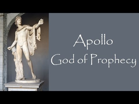 Greek Mythology: Story of Apollo
