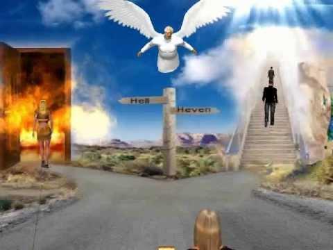 Calea pe care mergi duce  la  viaţă  sau  la  moarte ?