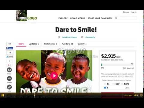 Dare to Smile Indiegogo Review