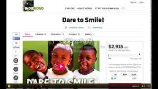 Dare to Smile Indiegogo Review