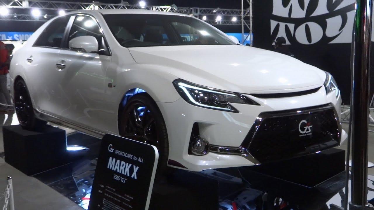 日本の高級車!トヨタマークXの燃費と気になる実燃費を大紹介