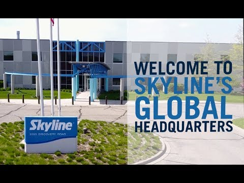 Skyline Exhibits IDC Facility Tour | Trade Show Exhibits, Events & Environments