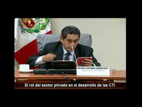 El rol del sector privado en el desarrollo de las CTI, 7ta y ultima parte