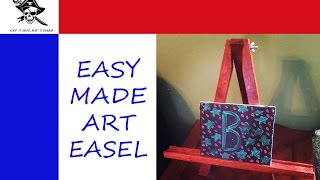 Easy Made Art Easel