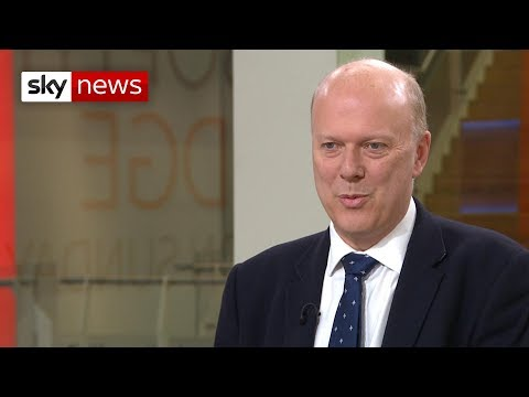 Grayling: 'Better deal than staying in EU'