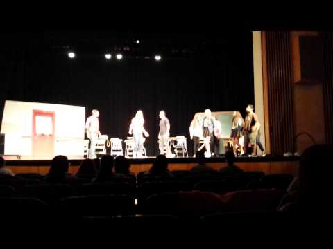 Jesse Sanchez Garden Grove high school drama play