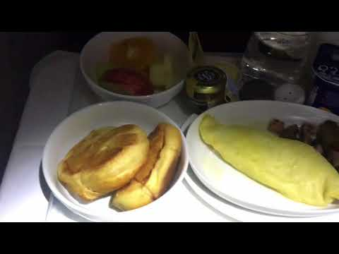 LATAM Business SCL MAD- Emirates Business MAD DXB