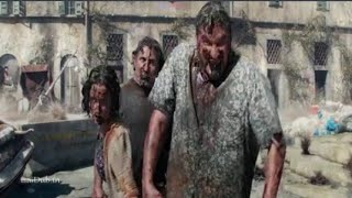 Zombie #action scene Hollywood Tamil dubbed movie scenes click 2