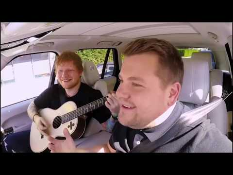 Ed Sheeran sings Love Yourself and That's...