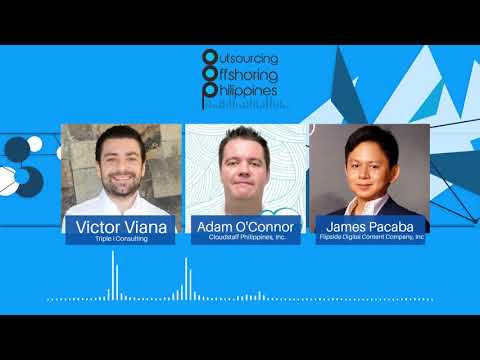 EP06 - Outsourcing and Offshoring - Philippines Podcast