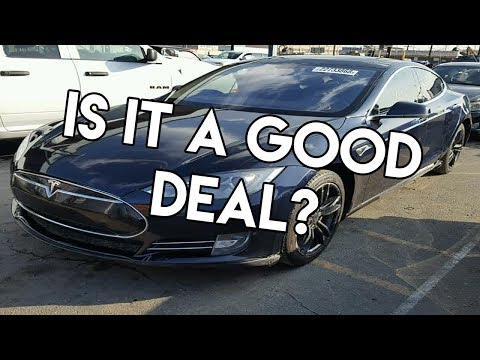 The Cheapest Tesla for sale right now! Bad idea?
