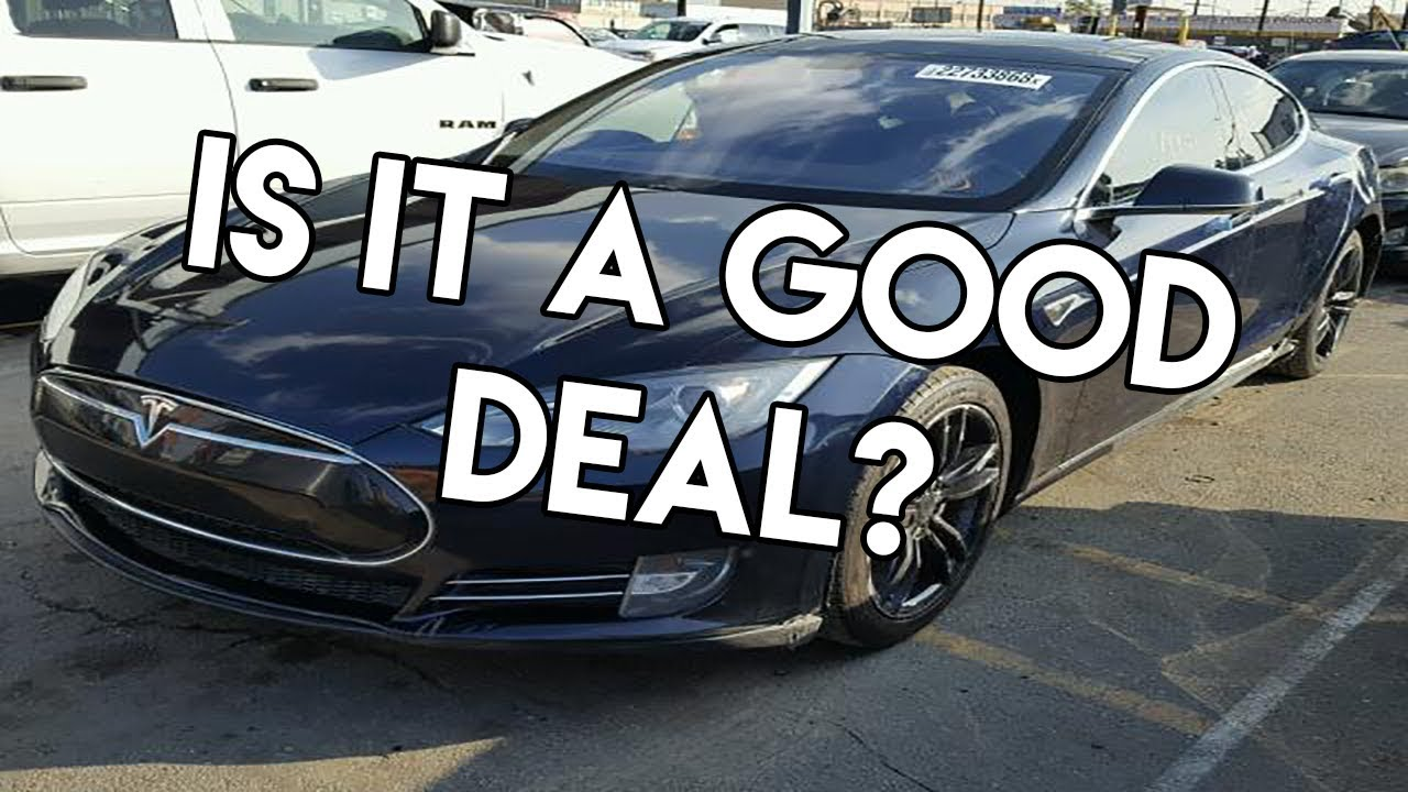 The Cheapest Tesla For Sale Right Now Bad Idea