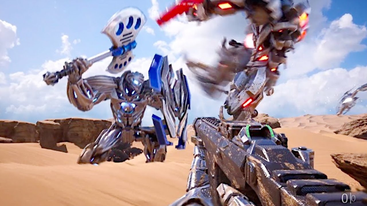 10 NEW Shooter Games of 2021 With Over The Top Action