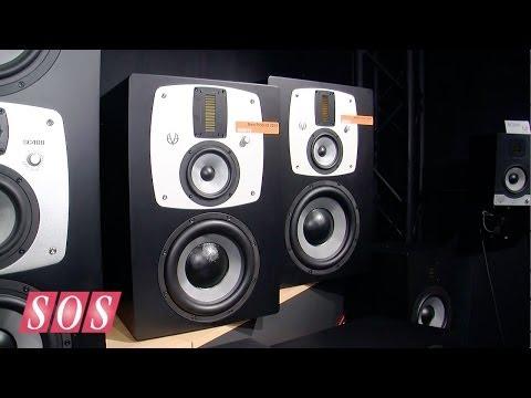 Eve Audio SC3010 & SC3012 - Musikmesse 2014