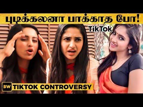 எத காட்டணும், எத காட்டக்கூடாதுனு எனக்கு தெரியும் - Tik Tok Ayesha Opens Up | Vishnu | SS 79