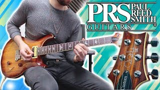 PRS SE Custom 24 - 2019 Review/Demo!
