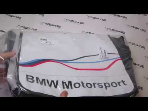 6bfc2dc8eaae Сумка BMW Motorsport Messenger Bag - YouTube
