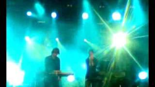 Villa Nah at Flow Festival Helsinki 15.8.2009