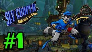 [PT-BR] Sly Cooper: Viajantes no Tempo #1 - O Início