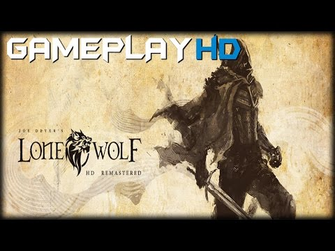 Joe Dever's Lone Wolf HD Remastered Gameplay (PC HD)