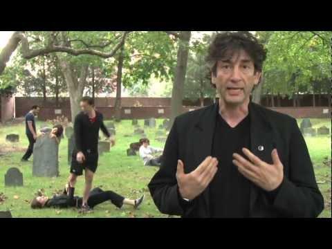 Neil Gaiman Explains All Hallow's Read