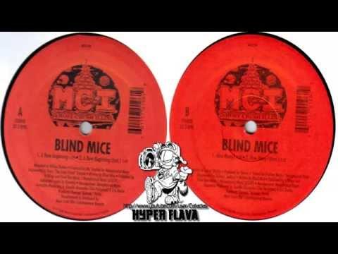 Blind Mice - A New Beginning / How Many? (Full Vinyl) (1996)