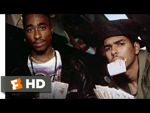 Tupac: Resurrection (3/10) Movie CLIP - From Unknown To Platinum (2003) HD