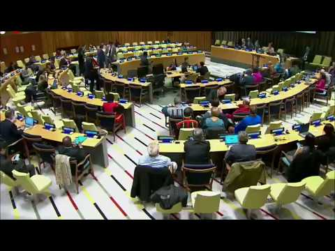 Interactive Hearing with UN President General Assembly in 17 April 2018