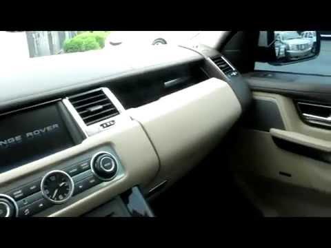 2010 Land Rover Range Rover HSE Luxury Sport -Dixie Motors Inc. Nashville TN
