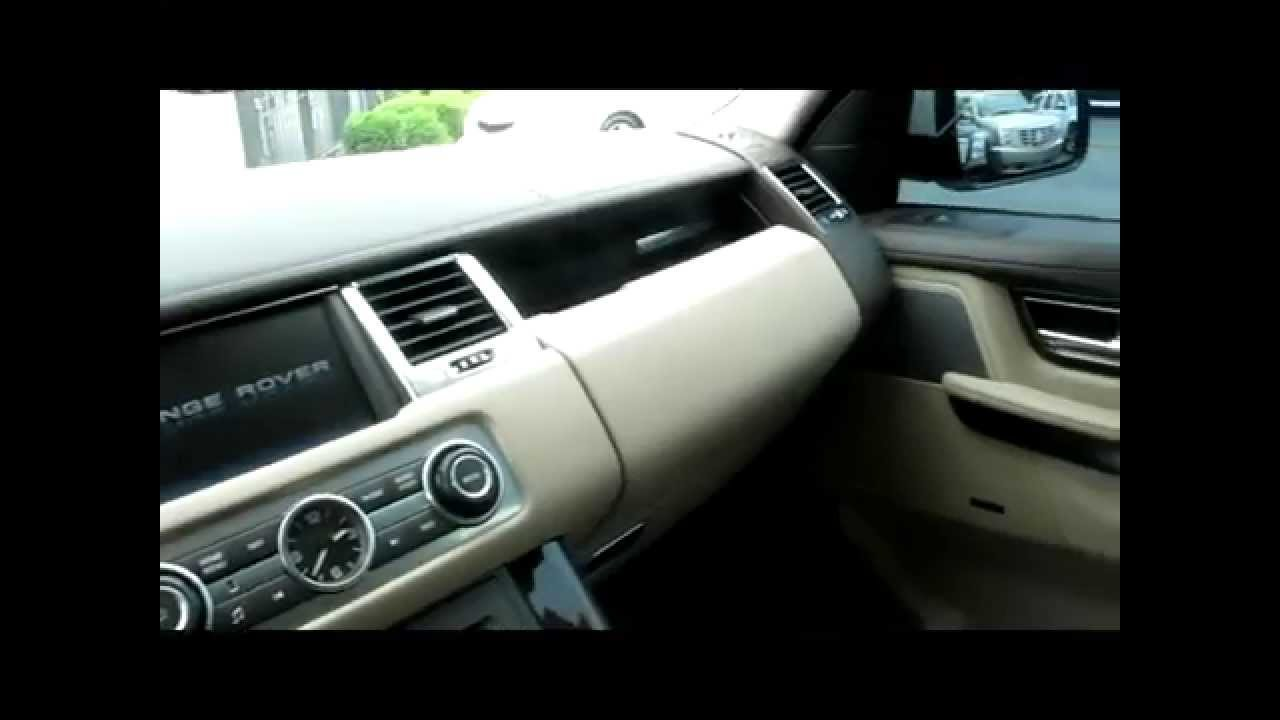 Range Rover Nashville >> 2010 Land Rover Range Rover HSE Luxury Sport -Dixie Motors Inc. Nashville TN - YouTube