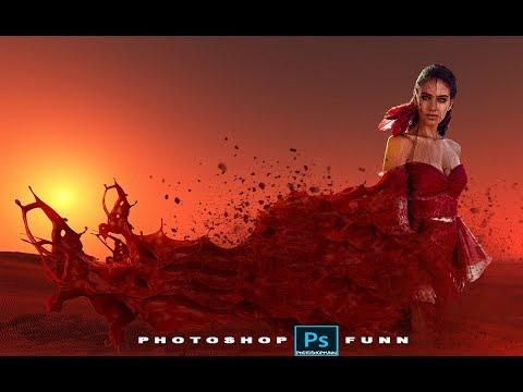 Photoshop Tutorial: Dispersion effect thumbnail