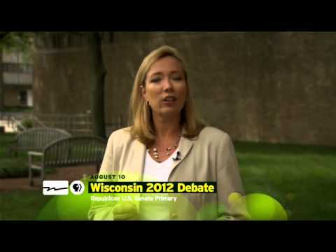 WPT Previews: Wisconsin 2012 Debate: Republican U.S. Senate Primary