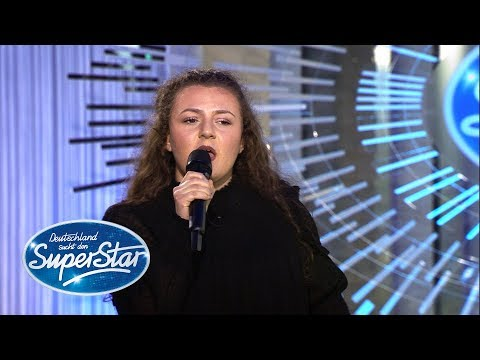 DSDS 2018  Talia Ay mit When We Were Young von Adele