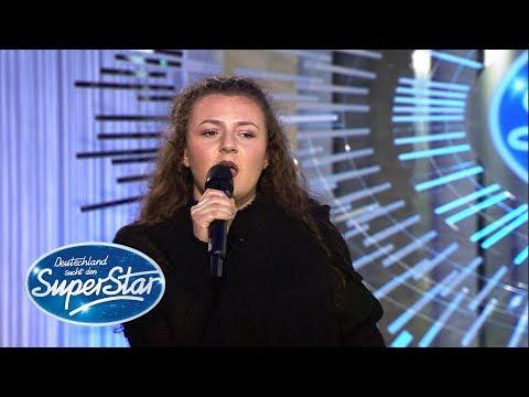 DSDS 2018 | Talia Ay mit 'When We Were Young' von Adele