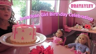 An American Girl Birthday Celebration (WK 190.2) | Bratayley