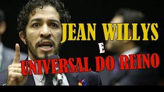 🔴 JEAN WYLLYS E OS GLADIADORES DA UNIVERSAL, IGREJA UNIVERSAl