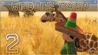 Freedom of the Vast Savannah!! • Wildlife Camp - Episode #2