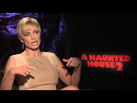Jaime Pressly Talks A Haunted House 2 & Interracial Dating