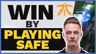 How Rekkles Plays Safe and Lands Kills Anyway! | Skill Capped