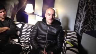 Entrevista de Dj Cindy Yvel con el Dj Paco Osuna Igloofest 2015