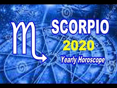 Scorpio Yearly Horoscope 2020 | Astrology Annual Forecast