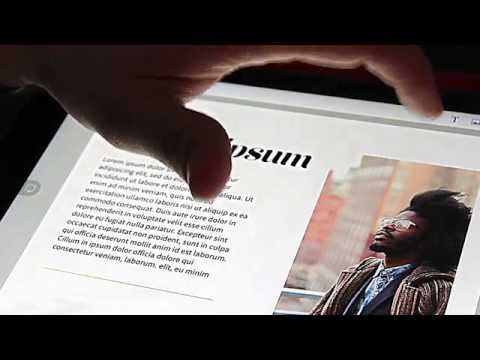 Create Photoshop, Illustrator, InDesign Layouts on Your iPad